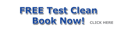 click here to book your Test Clean!